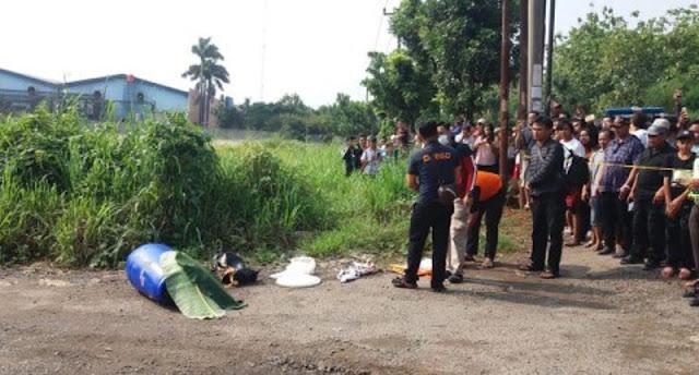 5 Fakta Pembunuhan Dufi yang Mayatnya Ditemukan dalam Drum