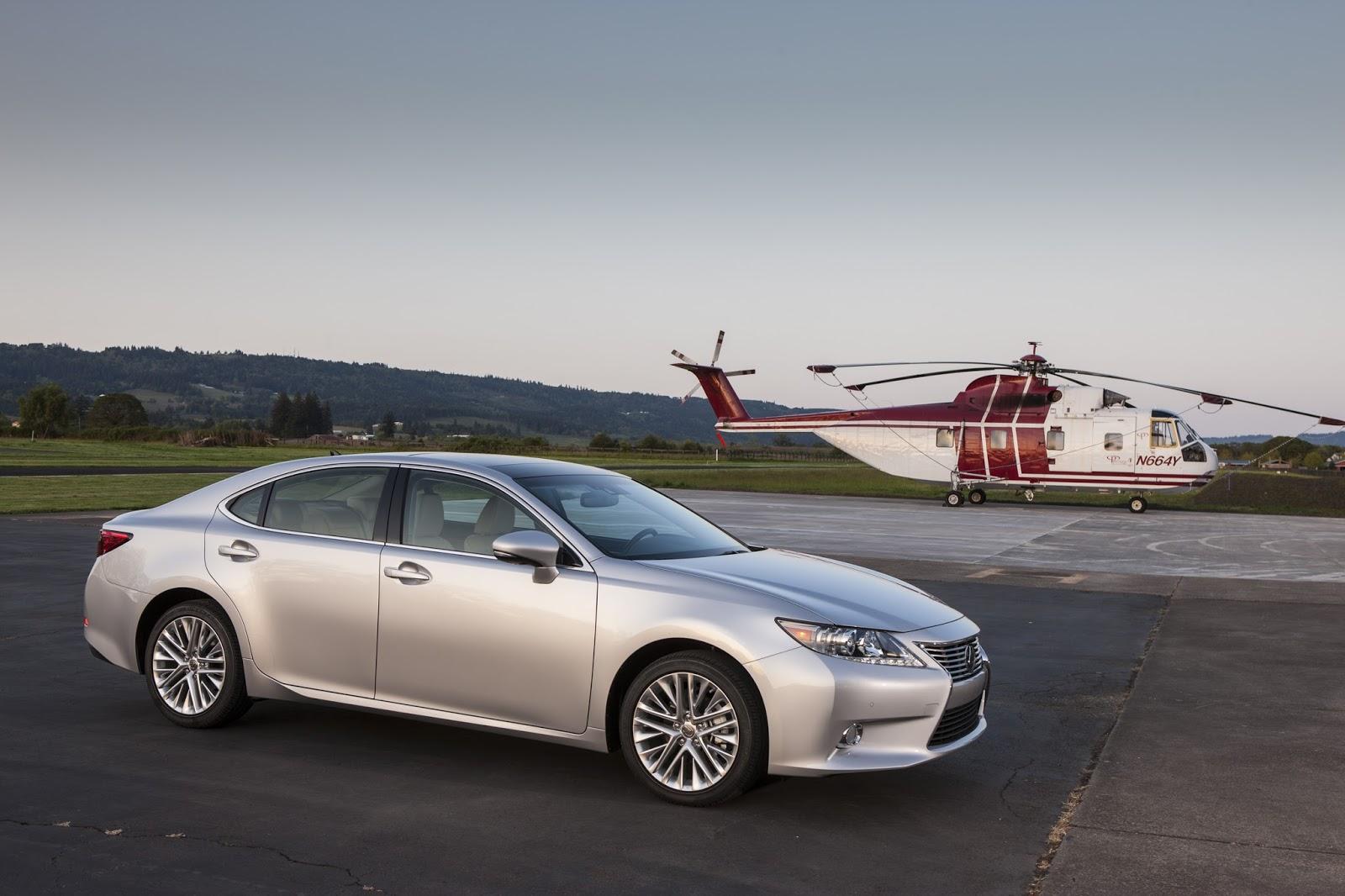 Review: Lexus ES 350