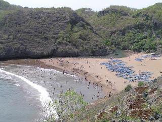 3 Pantai di jogja yang baru paling bagus bisa buat snorkling dan berenang keren mirip bali ada puranya belum terjamah dekat air terjun untuk camping yogyakarta nama lokasi wisata gunung kidul bantul bisa cocok