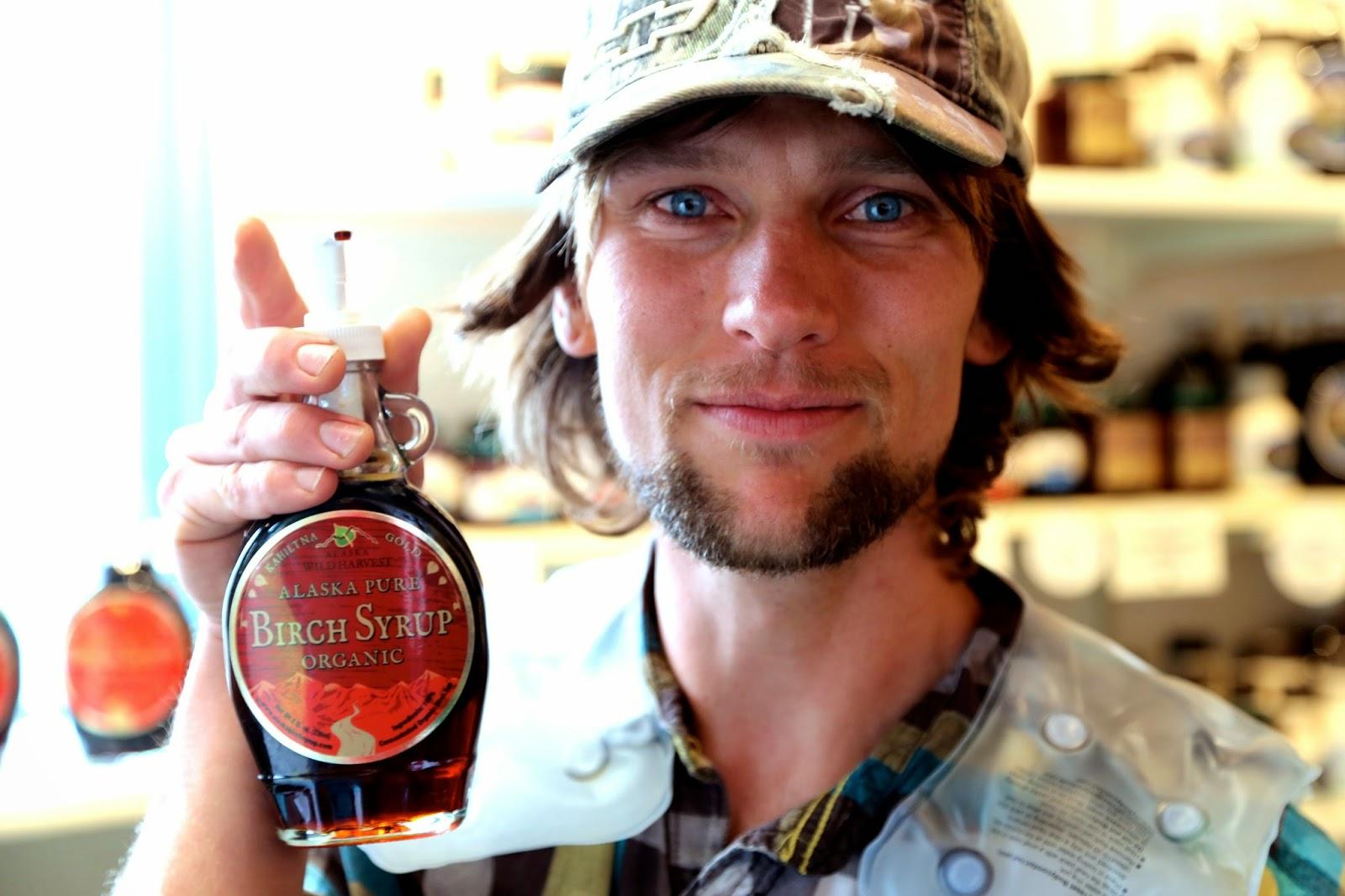 Birch syrup, Alaska State Fair