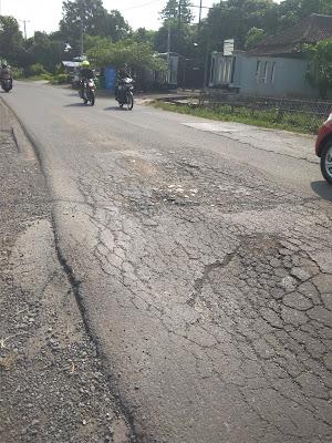 Cellica Janjikan H-7 Lebaran Jalur Mudik Syekh Quro Mulus