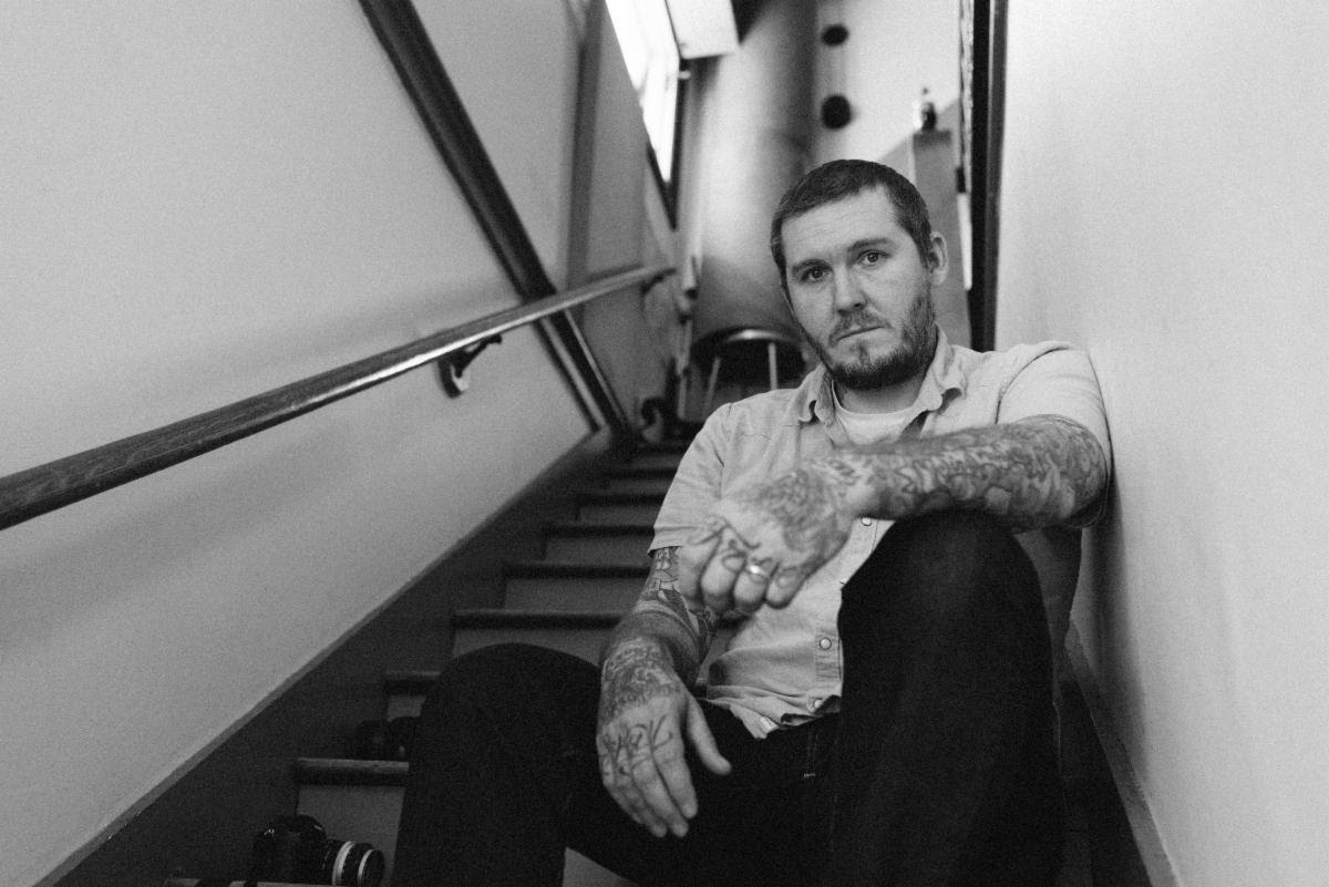 Girl with dreada big ass and richard ramerizez tatoo Brian Fallon Shares Single You Have Stolen My Heart From Third Solo Full Length Local Honey Lesser Known Records Thirty Tigers