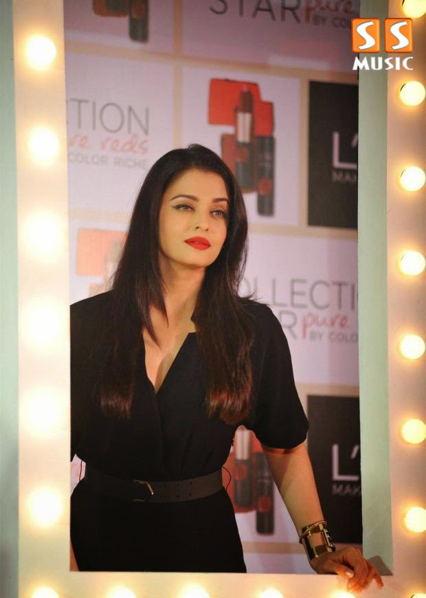 Miss World Aishwarya Rai's Stunning Latest 2015 Photoshoot
