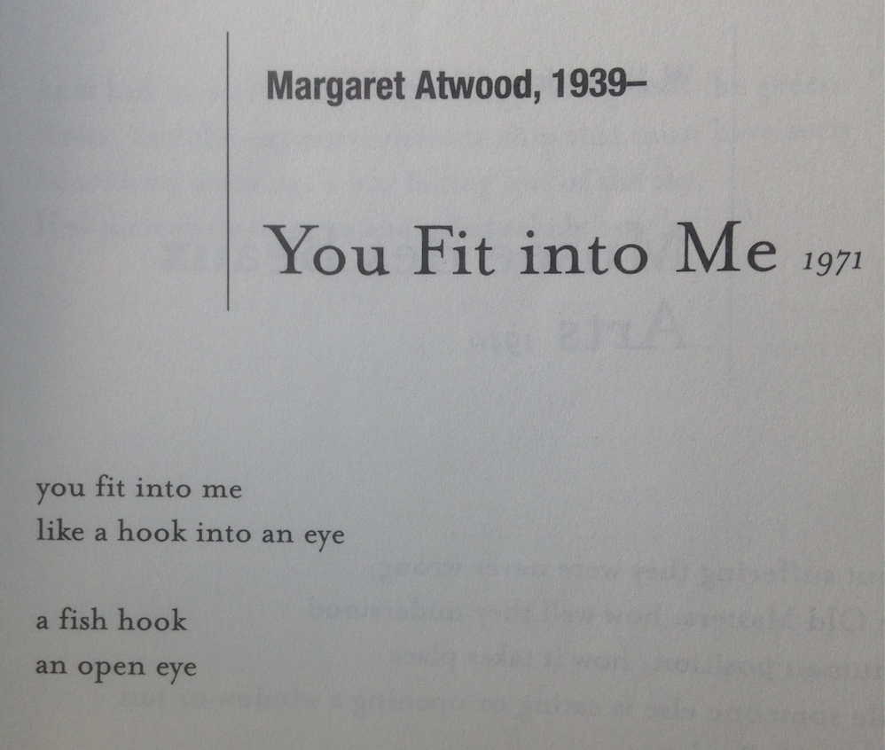 you fit into me
