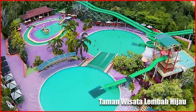 Foto Taman Wisata Lembah Hijau Bandar Lampung