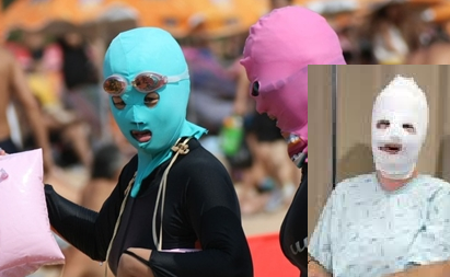 chinese face mask