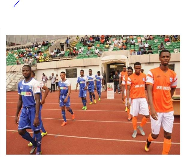 Aiteo Cup: How Akwa United destroyed 3SC at the Nest of Champion