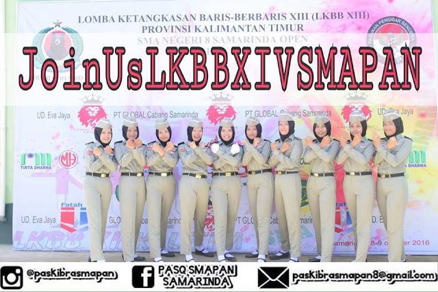 Info Lomba Paskibra Bulan Oktober 2017 di Kalimantan Timur