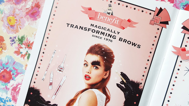 Introducing the NEW Benefit Brow Collection   My First Impressions