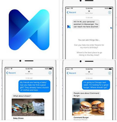 Facebook Luncurkan Assistant Digital M Di Messenger