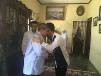 Fraksi PKS Berikan Tali Asih Kepada Keluarga Alm Ustadz Surianda Lubis