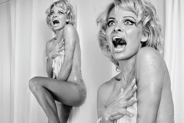 Pamela anderson nude bathroom