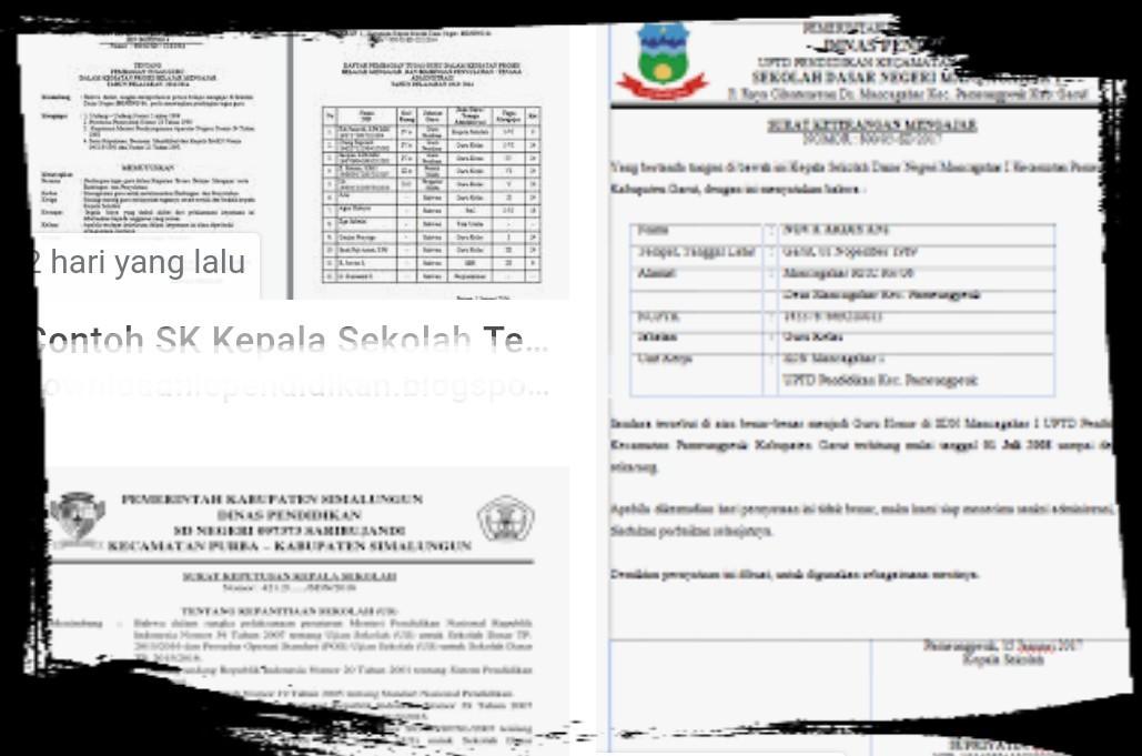 Direktorat Pembinaan Sekolah Menengan Atas Direktorat Jenderal Pendidikan Dasar dan Menengah berhubungan de Download Surat Pengantar PIP 2018 Tahap 1 Resmi dari Kemdikbud