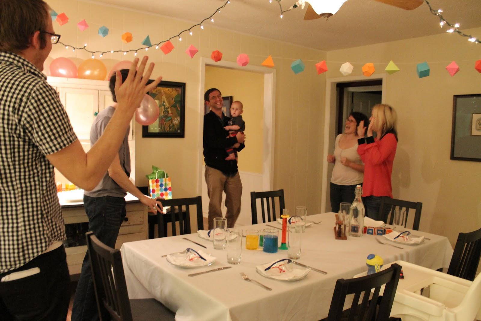 Dustin S Molecular Gastronomy Birthday Party