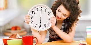 cara pola makan dengan waktu teratur dan tepat