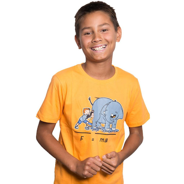 Physics Shirt for Kids