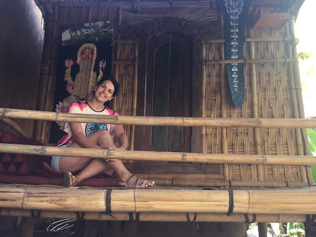 bývanie v bambusovom dome