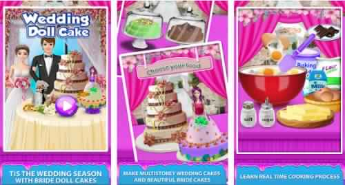 Wedding Cake Maker Games For Android apk Free Download