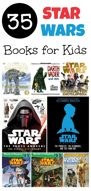 Star Wars Kids Books