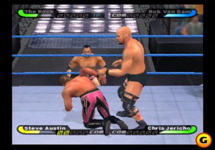 WWE Smackdown Shut Your Mouth PC Game Free Download