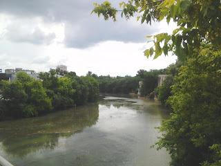 Yambol, Tundzha River, Flowing, Southwards, Sliven Road, Bridge,