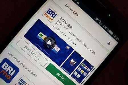 Cara Instal BRI Mobile Banking di HP Baru Agar Bisa Digunakan