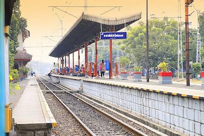 Alamat Stasiun Kemayoran