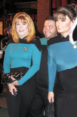 Troi + Dr. Crusher Costume (Star Trek TNG)  101 MORE Halloween  sc 1 st  Crappy Candle & 101 MORE Halloween Costumes for Women - Clever Girls Edition ...