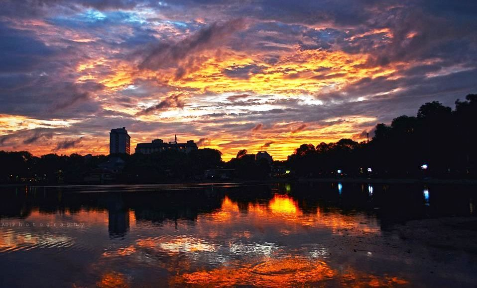 sunrise in Hanoi 5