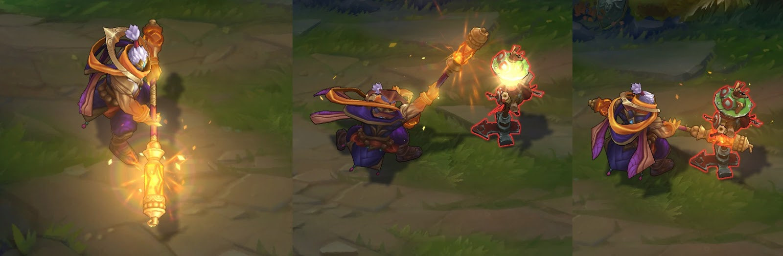 Surrender at 20: God Staff Jax Now Available!