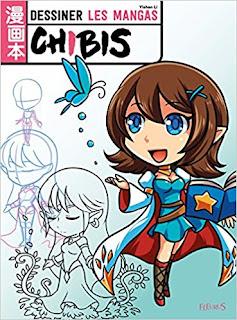 Dessiner Les Mangas Chibis de Yishan Li PDF