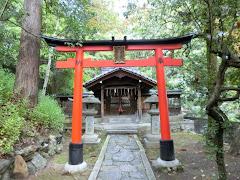 今宮神社:地主稲荷
