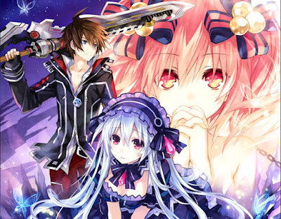 Fairy Fencer F Save Game A