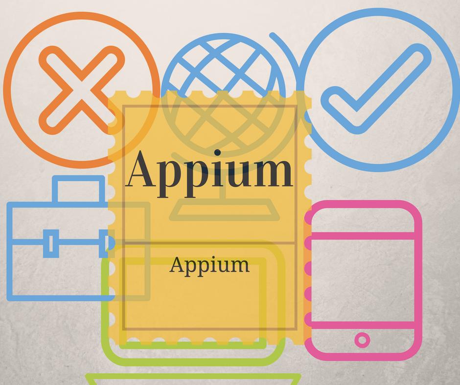 Appium Tutorial ~ QA Automated