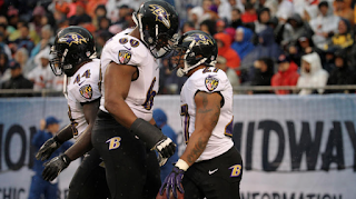 Ravens Lineman Urges NFL To Remove Marijuana From Banned Substance List