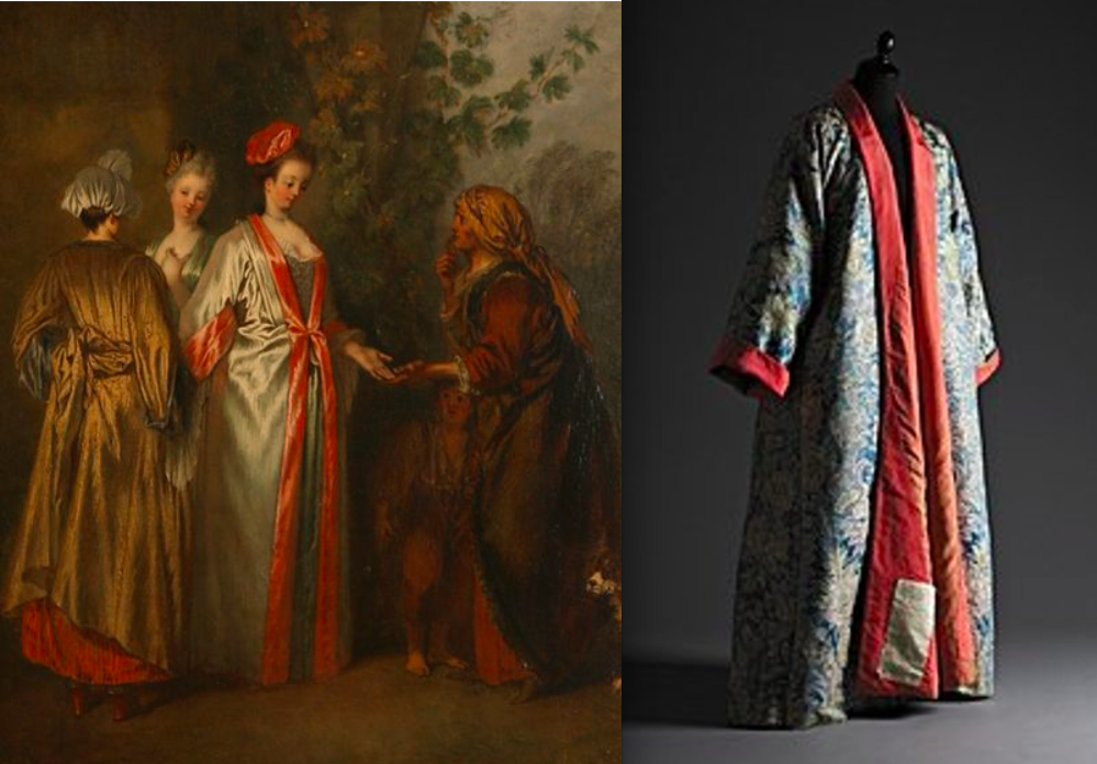 Calicos, Camelots and Swords: Japanese Kimonos in Colonial New York