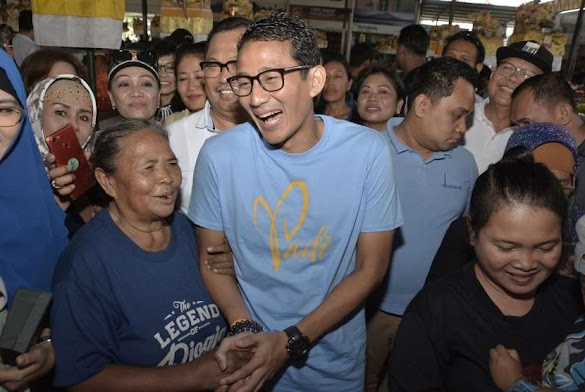 Hapus Salah Paham, Sandiaga Uno Ingin Bertemu Ridwan Kamil