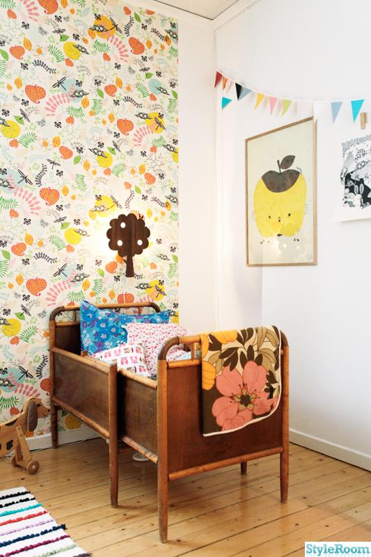 dormitorio infantil retro