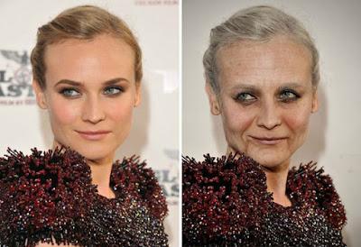 Begini Rupa 11 Selebriti Seksi Hollywood Setelah Menua