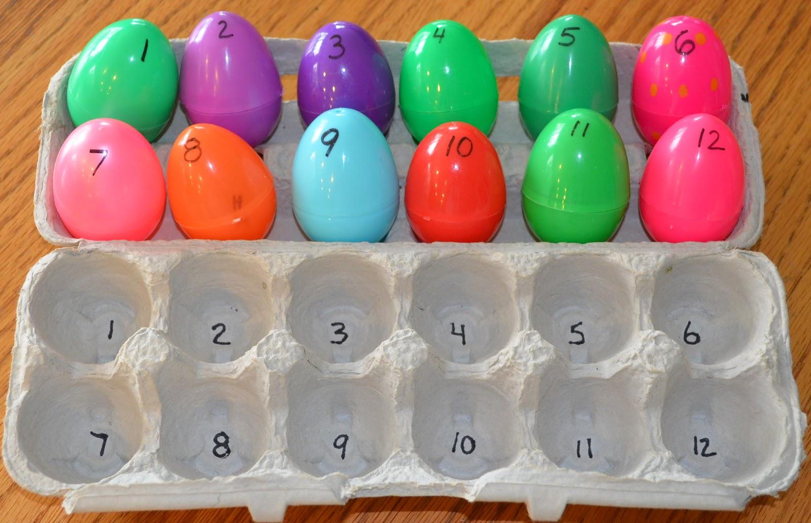Love2learn2day Plastic Eggs