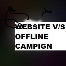 No 'Online' and 'Offline' Marketing