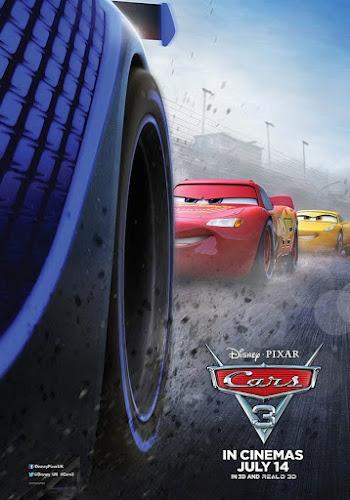 Cars 3 คาร์ส 3 สี่ล้อซิ่ง ชิงบัลลังก์แชมป์