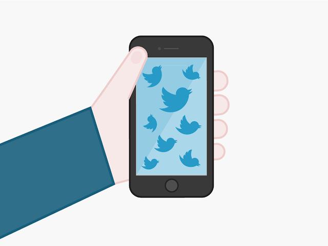 اعات على مواقع التواصل الاجتماعي