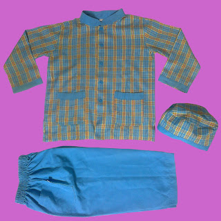 baju seragam tk