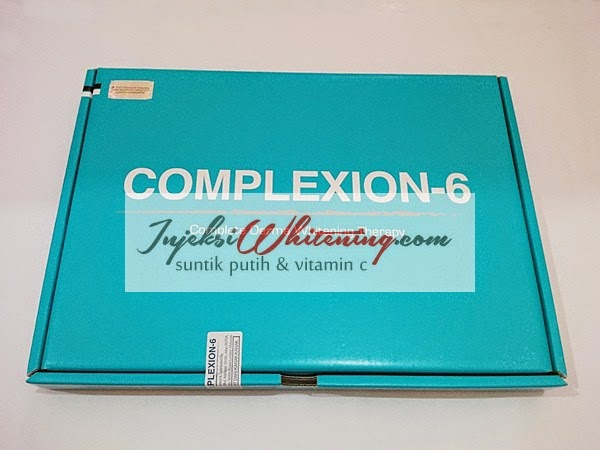 Complexion-6, Complexion-6 Complete Derma Whitening Therapy
