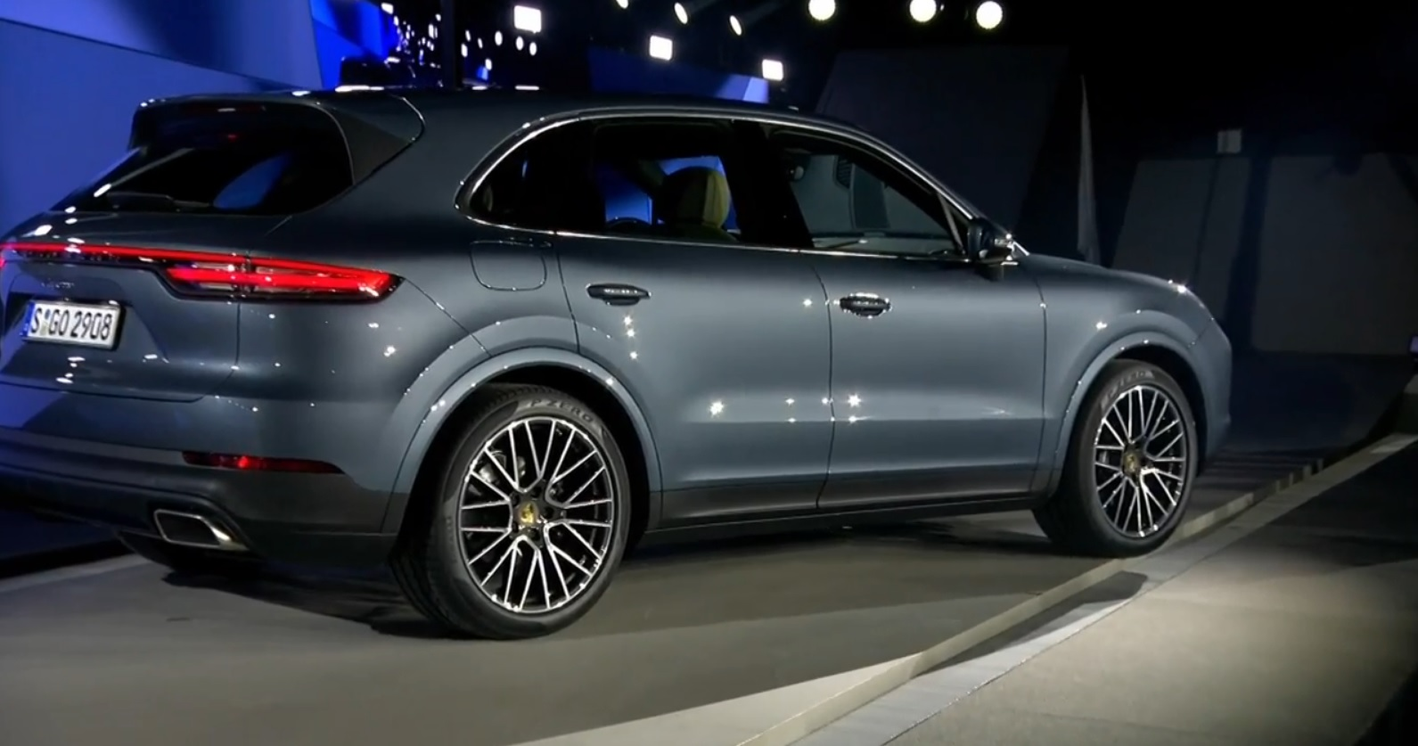 2018 Porsche Cayenne Debuts As Company Says Its More 911 Like Than Ever Carscoops