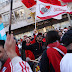 Videos: los hinchas de River colmaron el Fan Zone de la Superfinal en Madrid