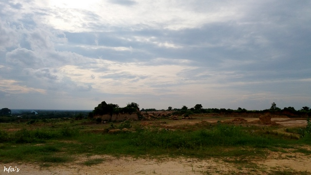 Pemandangan Menuju Lokasi Utama | nenghepi.com