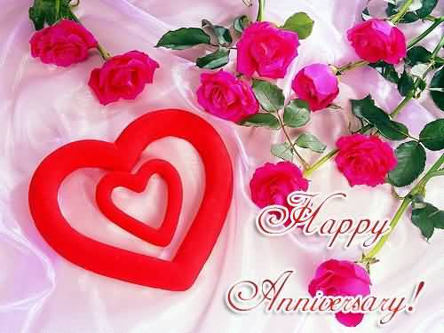 Happy wedding anniversary wishes images with quotes for best