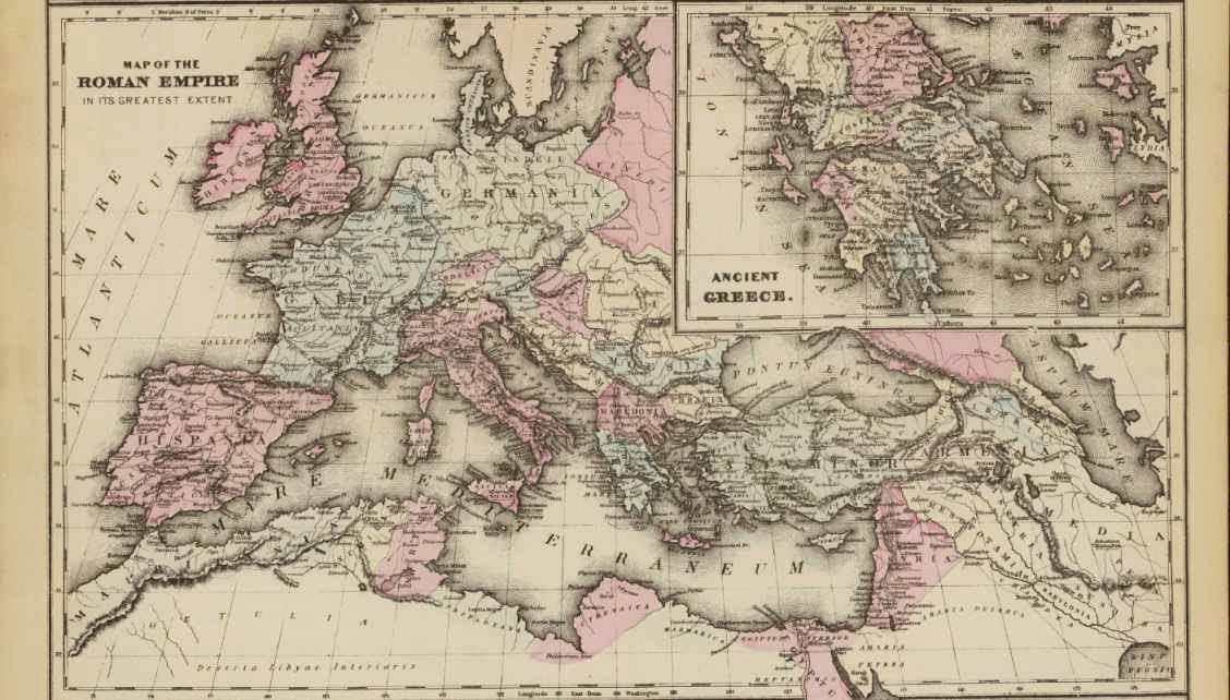 Grecia y el Imperio romano